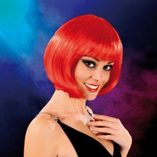 Cabaret Wig Red Bob