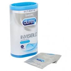 Durex Invisible Extra Sensitive 6 Pack Condoms